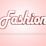 Fashion Word Indicates Design Clothing And Elegance